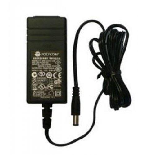 Polycom EU Power Supply for SoundPoint IP 321/331/335/450/650 (2215-17877-122) адаптер (снимка 1)