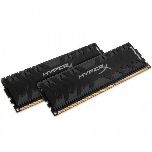 RAM памет DDR4 PC Kit 16GB(2x8GB) 3200MHz, CL16 Hyper X Predator Kingston (снимка 1)