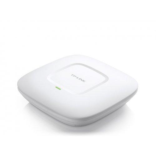 Access Point Tочка за достъп TP-LINK EAP115, 300Mbps, 2.4GHz, 100Mbps порт, IEEE802.3af PoE, таванен монтаж (снимка 1)