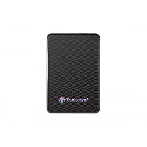 Външен твърд диск Transcend ESD400K Portable SSD, 512GB, USB3.0 (снимка 1)