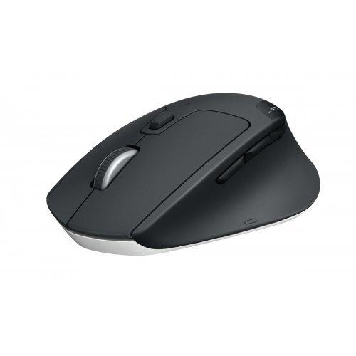 Мишка Logitech M720 Triathlon Mouse, Bluetooth Smart and 2.4GHz wireless connection, 1000 dpi Optical sensor, 1 AA battery (снимка 1)