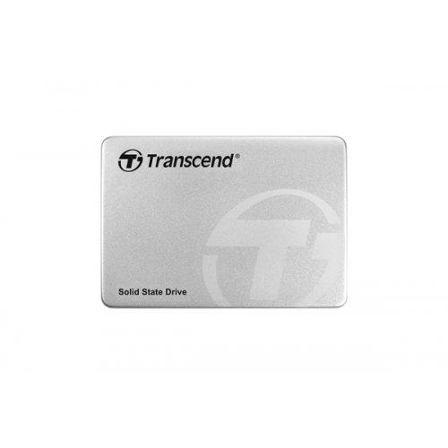 """SSD Transcend 480GB, SSD220 TS480GSSD220S, SATA3, 2.5"""" 7mm (снимка 1)"""