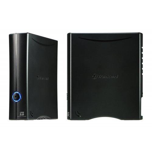 """Външен твърд диск Transcend StoreJet 35T3, 4TB, 3.5"""", USB3.0, TS4TSJ35T3 (снимка 1)"""