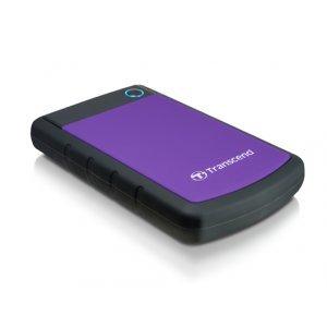 """Transcend StoreJet 25H3P, 1TB, 2.5"""", USB3.0, TS1TSJ25H3P (снимка 1)"""