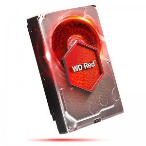Western Digital 1TB, Red WD10EFRX, SATA3, 64MB, IntelliPower (снимка 1)