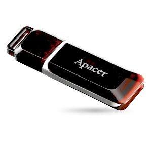 8GB Apacer Handy Steno AH321, Claret Red, AP8GAH321R-1 (снимка 1)
