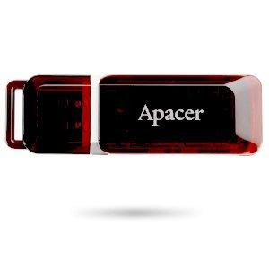 8GB Apacer Handy Steno AH321, Claret Red, AP8GAH321R-1 (снимка 2)