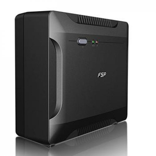 UPS Fortron Nano 600, 600VA/360W, Off-Line, SImulated Sine Wave (снимка 1)