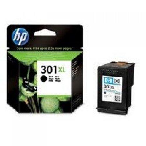 HP 301XL, CH563EE, Мастилница, Цвят: Черен (снимка 1)