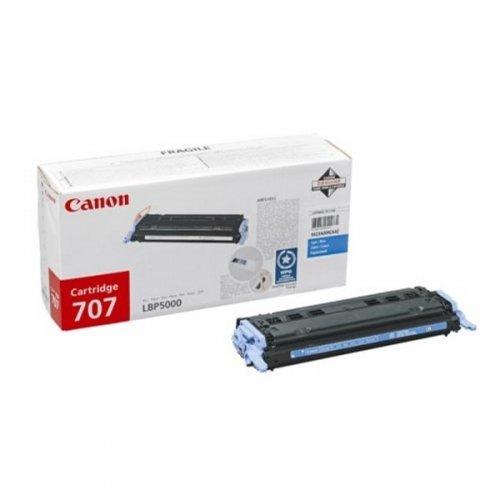 Canon CRG-707B, CR9424A004AA, Тонер касета за Canon LBP 5000/5100 (снимка 1)