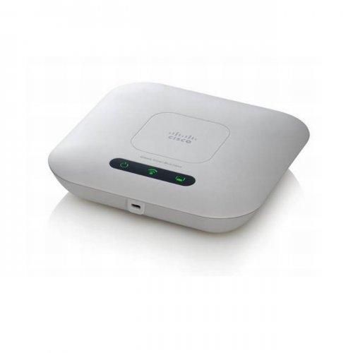 Cisco WAP121-E-K9-G5, Wireless-N Access Point with PoE (снимка 1)