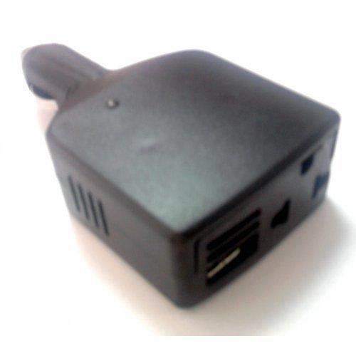Запалка 12V към USB 5v 0.5А и 220V 12W, 32100083 (снимка 1)