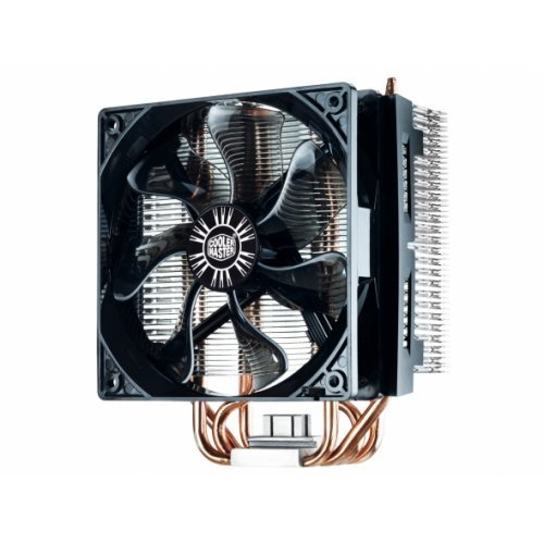 Cooler Master Hyper T4, Socket 2011/1366/1156/1155/775/FM1/AM3/AM2 (снимка 1)