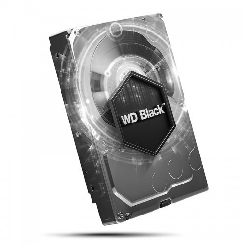 Western Digital 500GB, Caviar Black WD5003AZEX, SATA3, 64MB, 7200rpm (снимка 1)