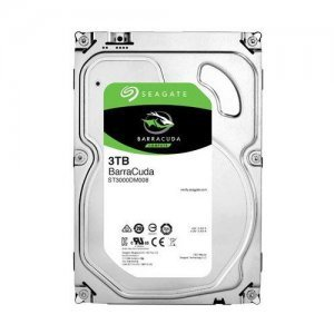 Твърд диск Seagate 3TB BarraCuda ST3000DM008 SATA3 64MB 7200rpm (снимка 1)