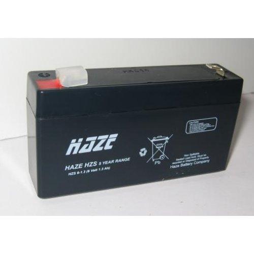 Батерия за UPS Батерия 12V/1.3Ah, Haze, AGM (снимка 1)