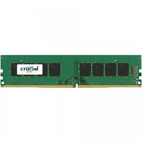 RAM памет DDR4 16GB 2400MHz CL17 Crucial (снимка 1)