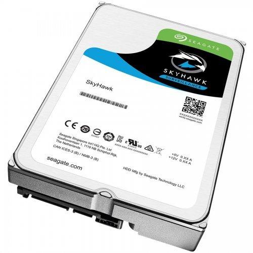 Твърд диск Seagate SkyHawk 4TB, ST4000VX007, 3 год. гаран-я, SATA3 64MB (снимка 1)
