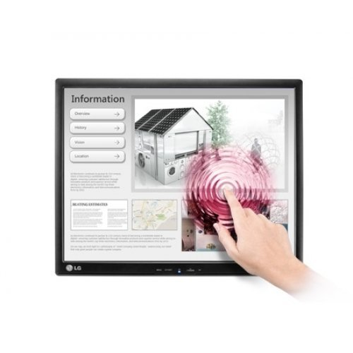 "Монитор LG 18.9"" 19MB15T-I, Touch-Screen (снимка 1)"