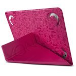 "Canyon CNS-C24UT8P, ""Life is"" Universal Case for 8"" Tablet, Pink (Калъфи, протектори за таблети)"