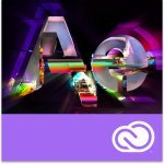 Adobe After Effects CC - абонамент (Приложен софтуер)