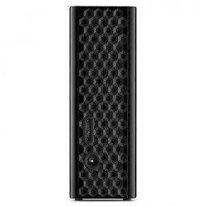 """Външен твърд диск Seagate Backup Plus Hub 4TB, 3.5"""", USB3.0, Black (снимка 2)"""