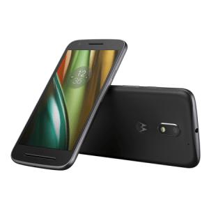 Смартфон Motorola E, Black (снимка 1)