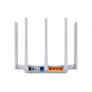Безжичен рутер TP-Link Archer C60, AC1350 Wireless Dual Band Router (снимка 3)