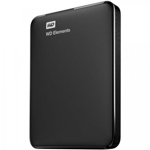 """Външен твърд диск Western Digital Elements, 3TB, 2.5"""", USB3.0, BU6Y0030BBK (снимка 1)"""