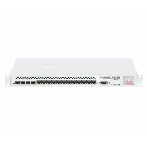 Жичен рутер MikroTik CCR1036-12G-4S, Cloud Core Router (снимка 1)