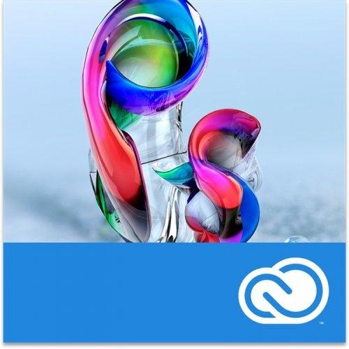 Приложен софтуер Adobe Photoshop CC for enterprise - абонамент за 12 месеца (снимка 1)