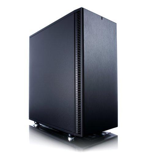 Компютърна кутия Fractal Design Define C, Black (снимка 1)