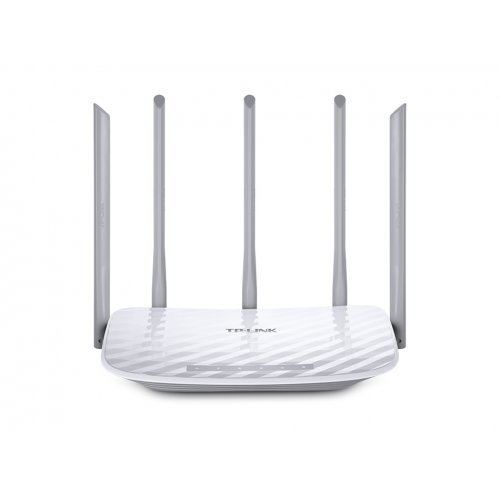 Безжичен рутер TP-Link Archer C60, AC1350 Wireless Dual Band Router (снимка 1)