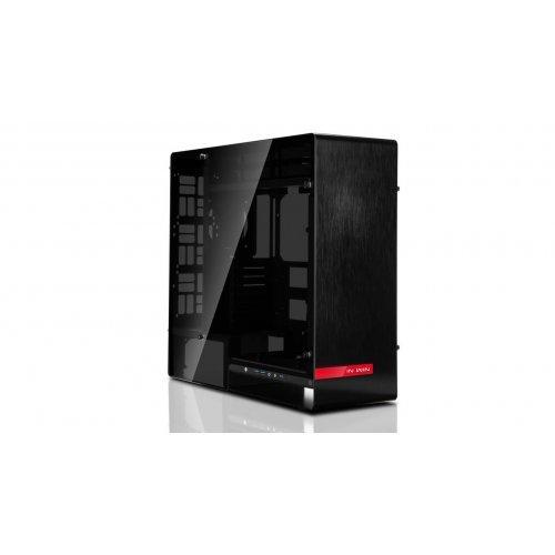 Компютърна кутия In Win 909 Full Tower, Black/Red (снимка 1)