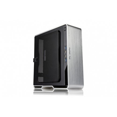 Компютърна кутия In Win Chopin Mini-ITX Tower, 150W Internal PSU, Silver (снимка 1)