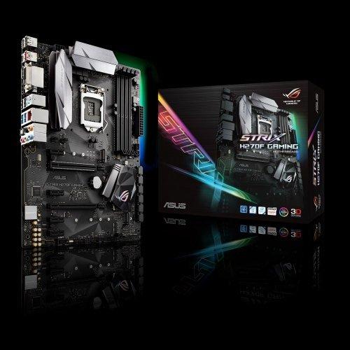 Дънна платка Asus Strix H270F Gaming, LGA1151 (снимка 1)