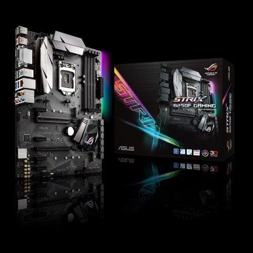 Дънна платка Asus Strix B250F Gaming, LGA1151 (снимка 1)