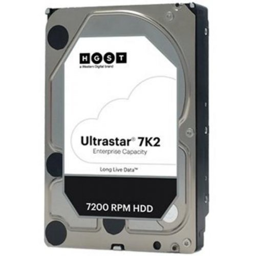 Твърд диск Hitachi 1TB Ultrastar 7K2, SATA3, 128MB, 7200rpm (снимка 1)