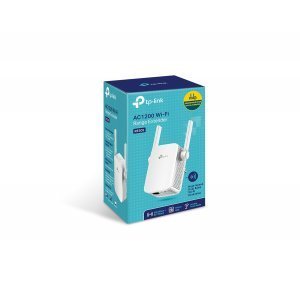 Access Point TP-Link RE305, AC1200 Wi-Fi Range Extender (снимка 3)