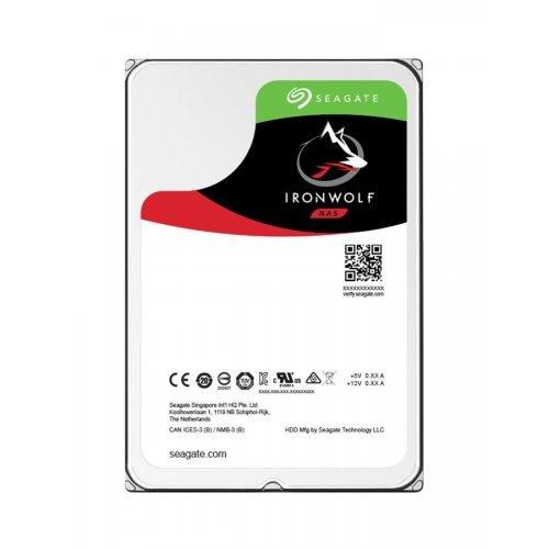 Твърд диск Seagate 3TB IronWolf ST3000VN007 SATA3 64MB 5900rpm (снимка 1)