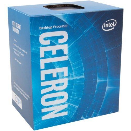 Процесор Intel Celeron G3930, 2.9GHz, LGA1151, 2MB Cache, DDR4 Support, 51W, 64 bit, Intel HD Graphics 610, Box (снимка 1)