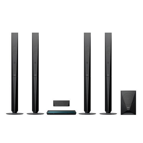 Blu-Ray плейър Sony BDV-E6100, 3D Blu-Ray 5.1 Система за домашно кино (снимка 1)