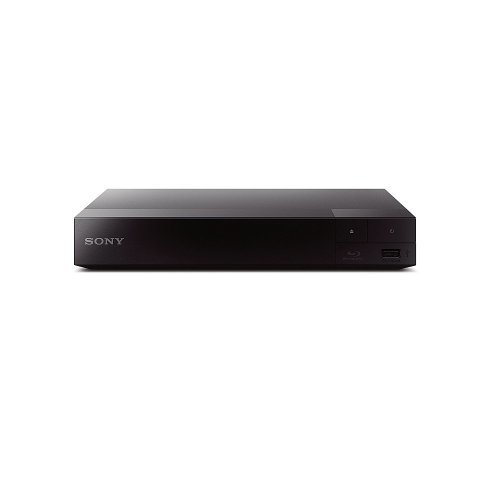 Blu-Ray плейър Sony BDP-S3700 Blu-Ray Player with built in Wi-Fi, Black (снимка 1)