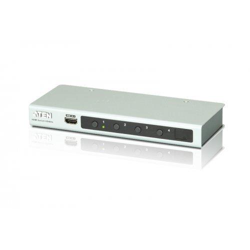 I/O модул ATEN VS481B, HDMI Switch, 4x 1, Ultra HD 4K резолюция, RS-232 и IR превключване (снимка 1)