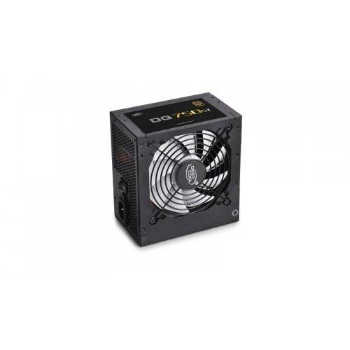 Захранващ блок DeepCool DQ750ST, 750W, 80 Plus Gold (снимка 1)