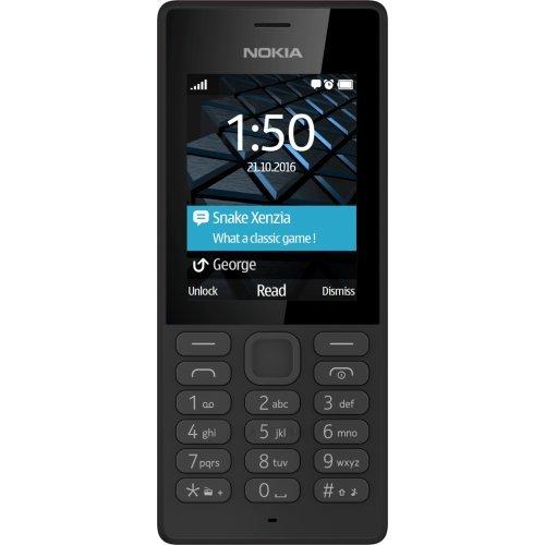 Мобилен телефон Nokia 150 Dual SIM, Black (снимка 1)