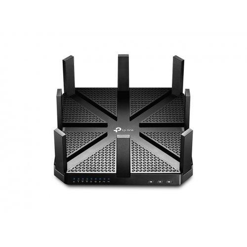 Безжичен рутер TP-Link Archer C5400, AC5400 Tri-Band MU-MIMO Gigabit Router (снимка 1)