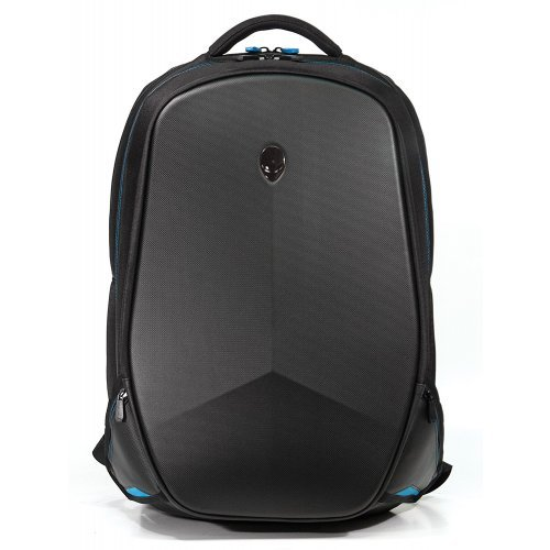 "Чанта за лаптоп Alienware Vindicator-2.0 17"" Backpack, support up to 17.3"" laptop, Weather Resistant, Nylon, Black, 460-BCBT-14 (снимка 1)"