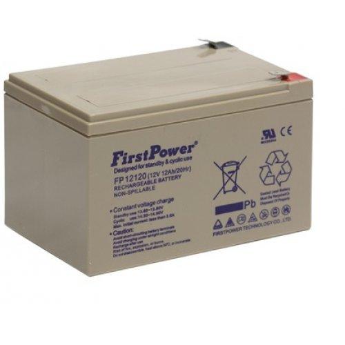 Батерия за UPS FirstPower 12V 12Ah (снимка 1)