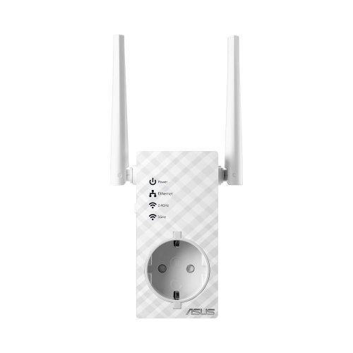 Access Point Asus RP-AC53, AC750 Dual-Band Wi-Fi Repeater (снимка 1)